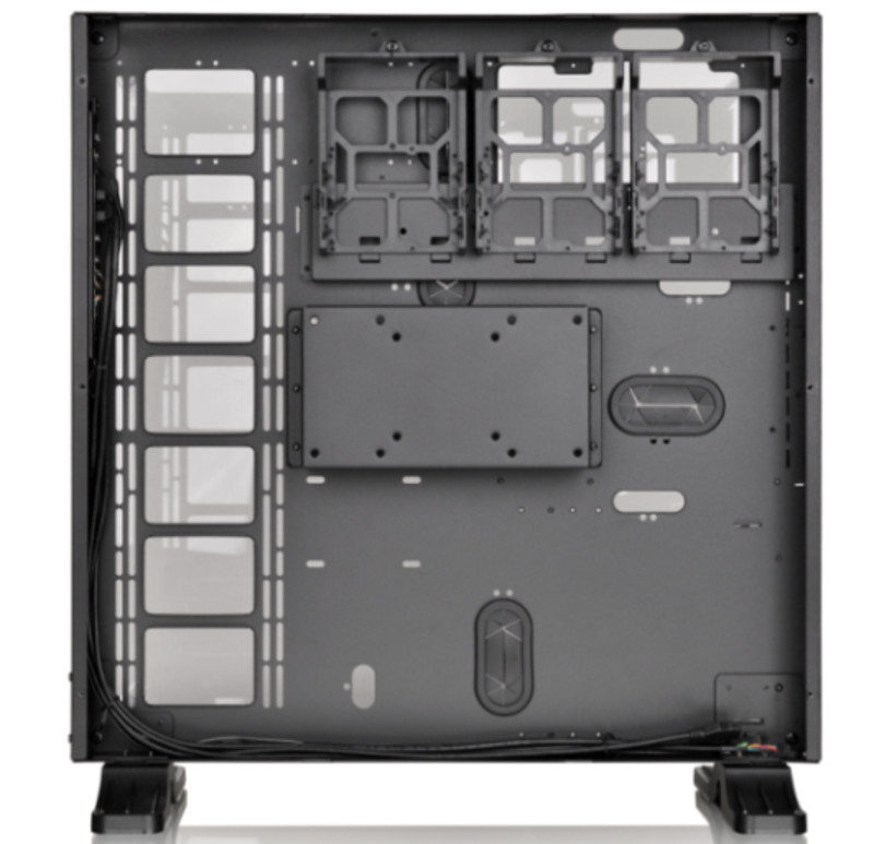 Thermaltake Core P7 rear
