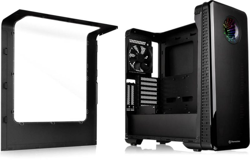 Thermaltake Introduces New View 28 RGB Gull-Wing Window Chassis Series