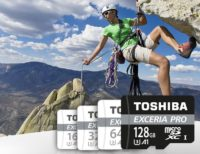 Toshiba exceria pro certification