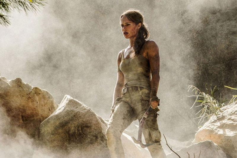 Alicia Vikander Looks Perfect as Lara Croft in New Tomb Raider Movie