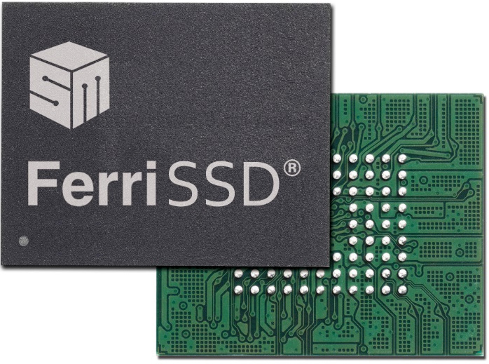 Silicon Motion Unveils Single-Chip 3D NAND SSD