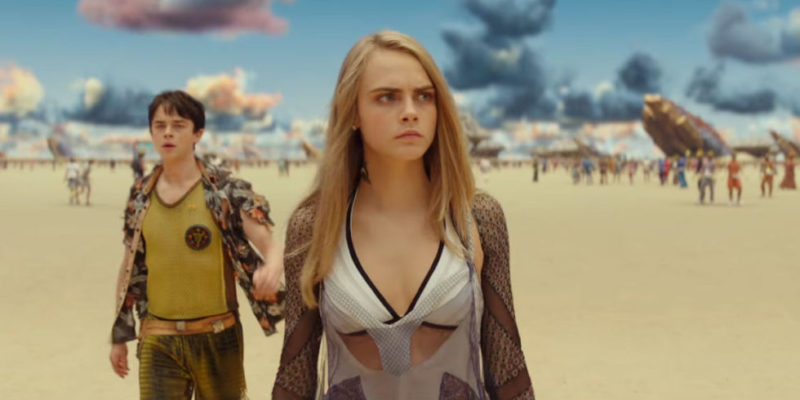 New Trailer for Valerian and the City of a Thousand Planets Released