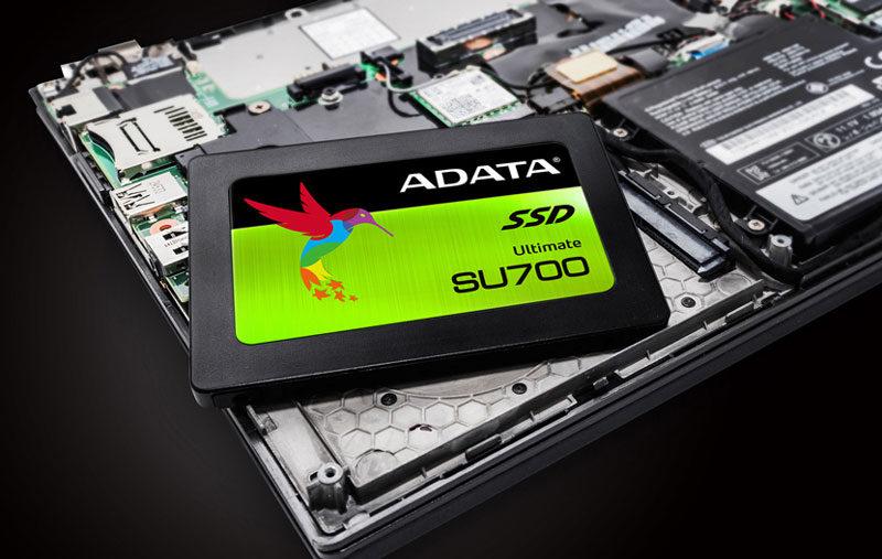 ADATA Ultimate SU700 3DNAND SATA SSD Announced