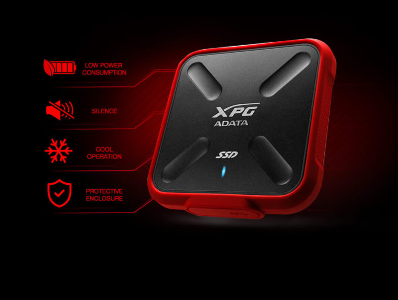ADATA Super Durable XPG SD700X External 3DNAND Drives Launched