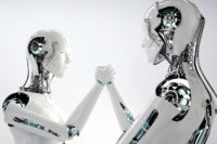 Robots Create New Language to Communicate with Each Other