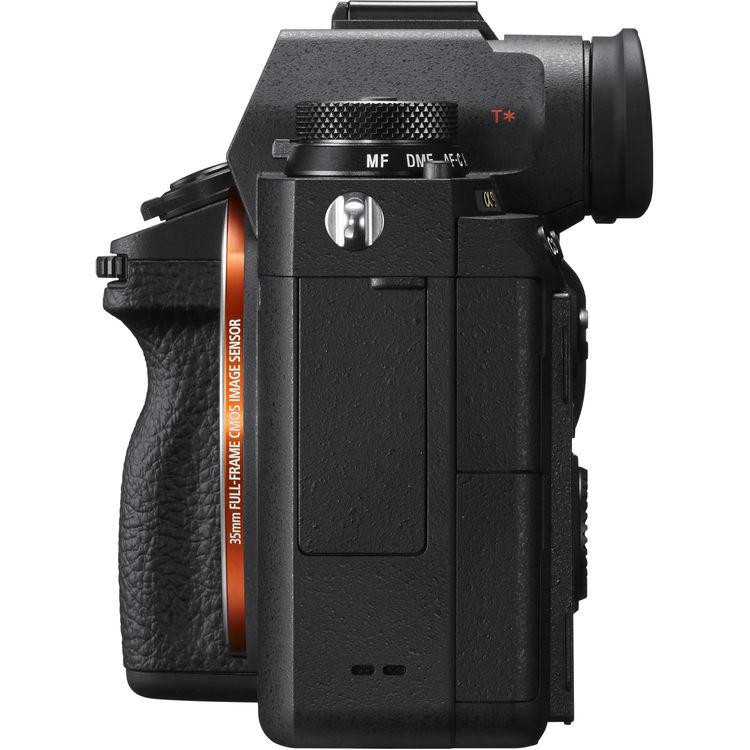 Sony Announces Flagship Alpha a9 Full-Frame 4K Mirrorless Camera
