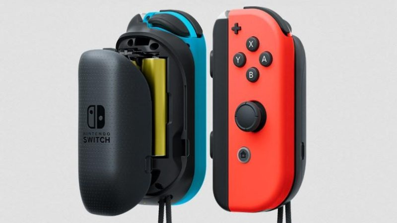 Nintendo Launches Switch Joy-Con Extended Battery Pack