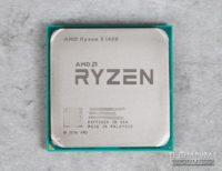 AMD Ryzen 5 1400 1