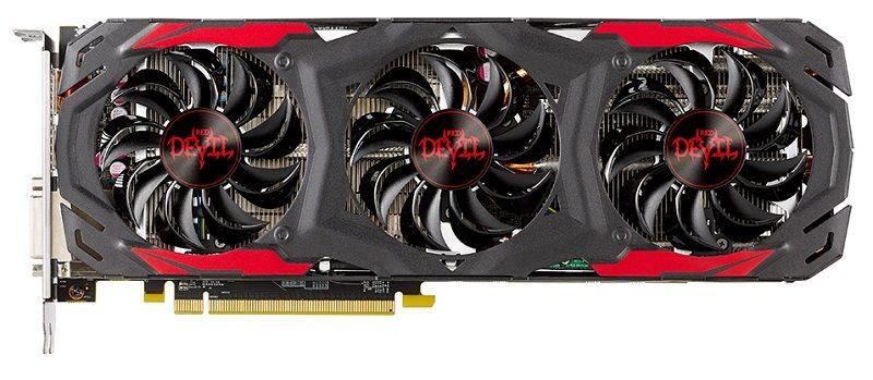 PowerColor Announces Triple-fan RX 570 Red Devil 4GB Video Card