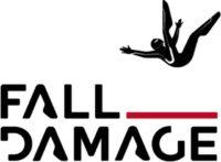 Fall Damage Indie Game Studio Logo