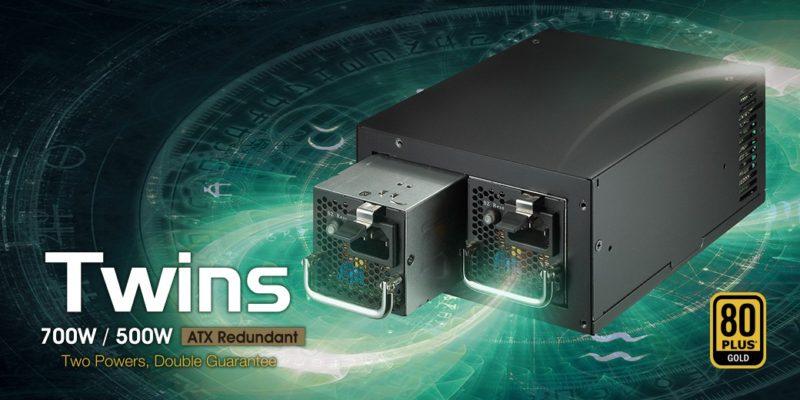 FSP Twins 500W Redundant ATX Power Supply Review