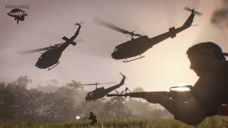 Rising Storm 2: Vietnam System Requirements Listed, Pre-Purchase Begins