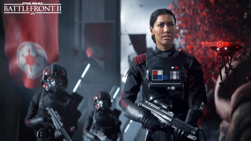 Star Wars Battlefront II Single-Player Campaign is Short
