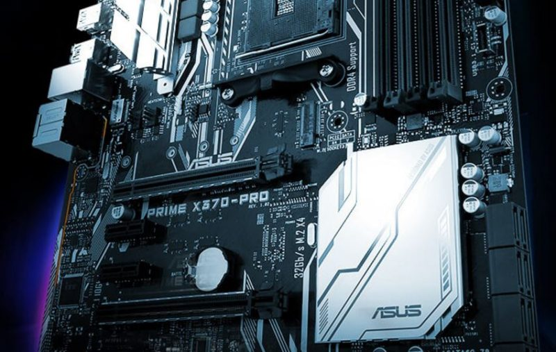 Asus Prime X370-PRO AM4 Motherboard Review