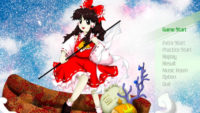 Touhou Seirensen Undefined Fantastic Object