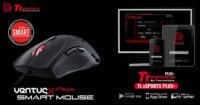 Tt eSPORTS Ventus X Plus Smart Gaming Mouse Lets Users Keeps Track of Activity