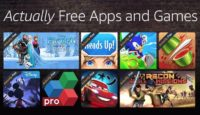 """Amazon Ending """"Underground Actually Free"""" App Program for Android"""