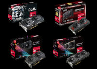 ASUS Introduces Strix, Expedition and Dual RX 500 Series Video Card Models