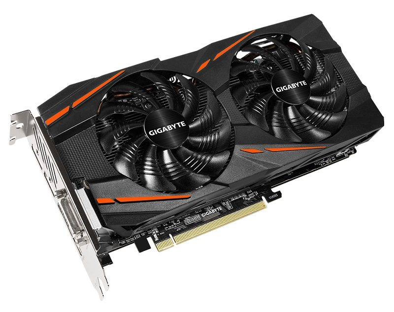 Gigabyte Launches Three Radeon RX 500 Series Video Cards