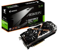 AORUS Adds Faster Memory GTX 1080 and GTX 1060 Video Cards to Lineup
