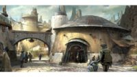 Disney and LucasFilm Collaborate to Bring Star Wars Land Theme Park to Life