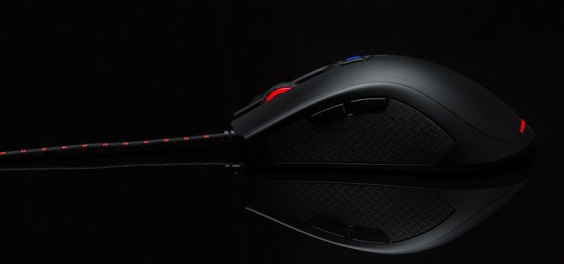 HyperX Pulsefire FPS Optical Gaming Mouse Review