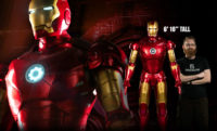 You Can Now Buy A Life-Size Iron Man Mark III Figure for $7950