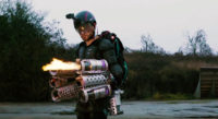 British Inventor and Entrepreneur Makes his Own Iron Man-Style Jetpack