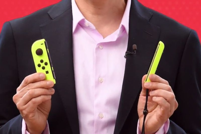 Nintendo Switch Joy-Con Extended Battery Pack