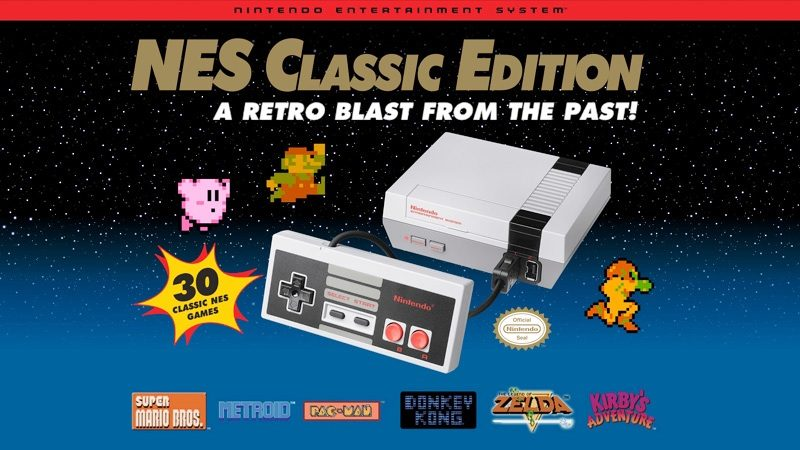 Nintendo Explains NES Classic Discontinuation