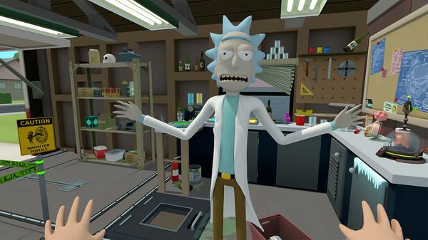 Rick and Morty: Virtual Rick-Ality Launching on April 20