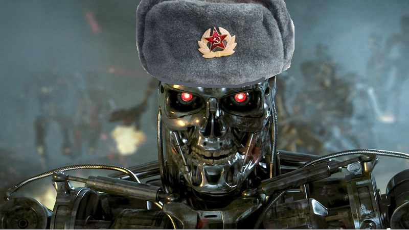 Russia Insists - Robot Trained to Shoot Guns is 'Not a Terminator'