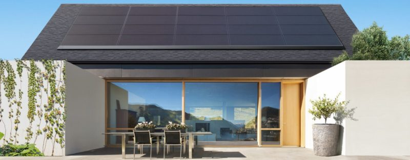 Panasonic-Made Low-Profile Solar Panels Unveiled by Tesla