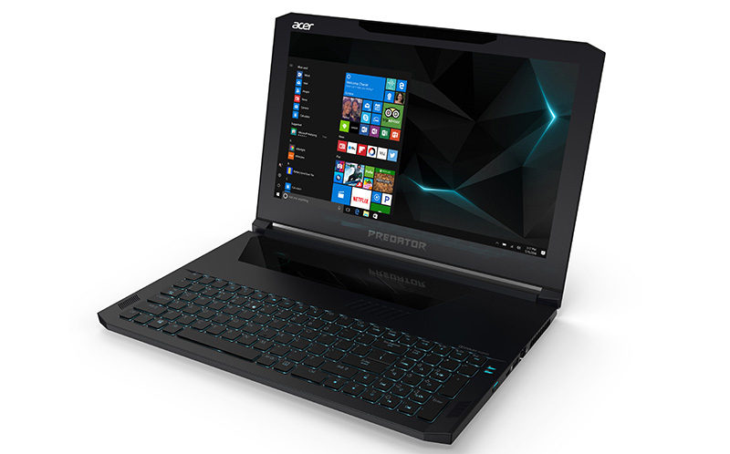 Acer Offering Ultra-Thin Gaming with Predator Triton 700 Laptop