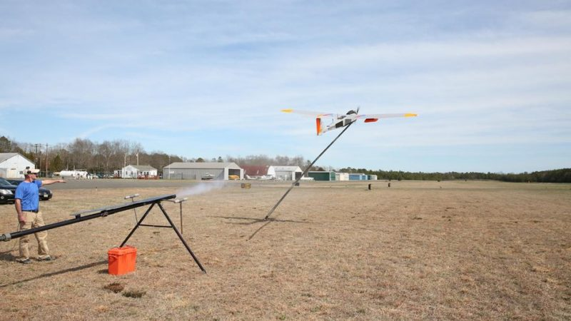 Verizon Tests Flying Cell-Site LTE Drones for Disaster Relief Situations