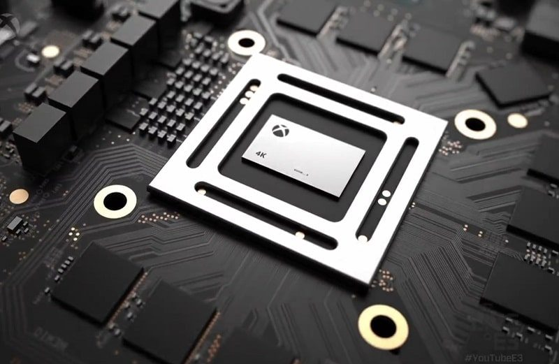 Xbox Project Scorpio to Support Freesync 2 and HDMI 2.1 VRR