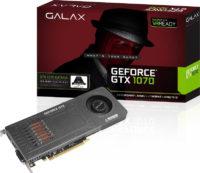 GALAX GTX 1070 Katana Single-Slot Video Card Now Available