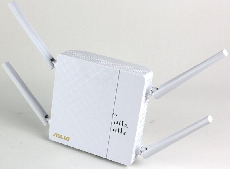 ASUS RP-AC87 Photo view front angle