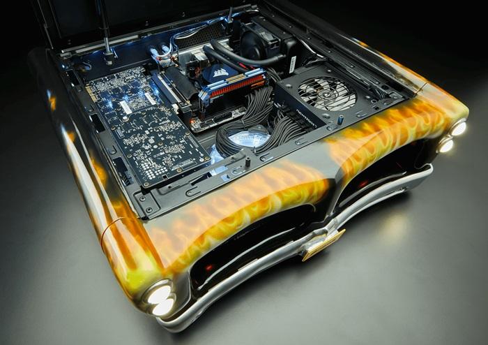Custom Corsair Bulldog GTO Torque