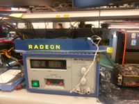 AMD Radeon Vega Frontier Edition Pictured in AMD Labs