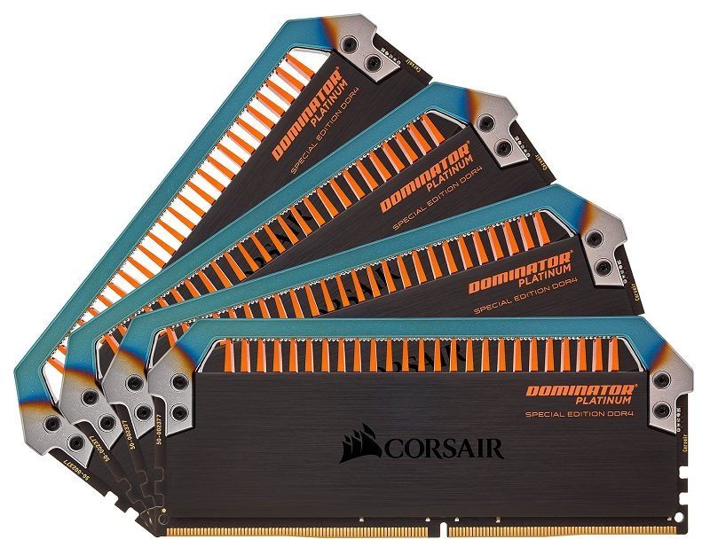 Corsair Dominator Special Edition Torque DDR4