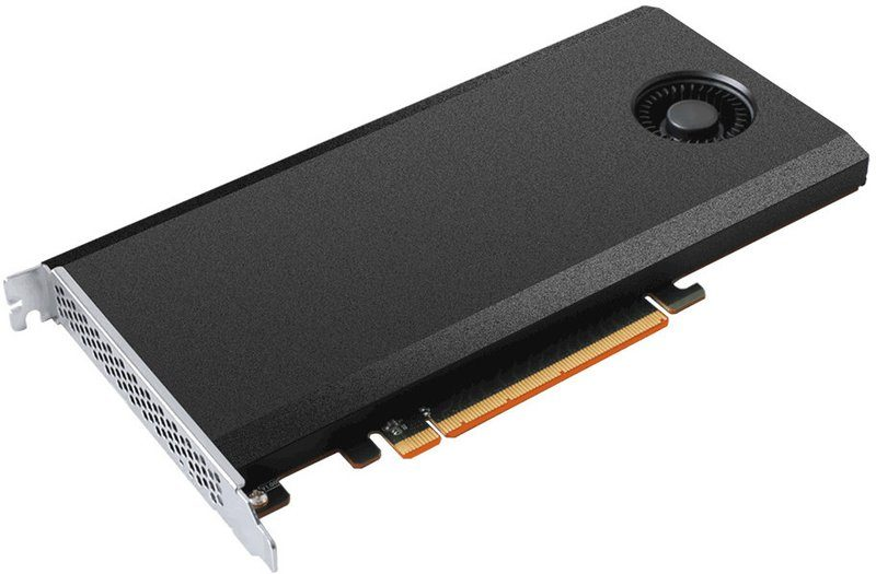 HighPoint rSSD7101 NVMe RAID SSD Angle Bracket