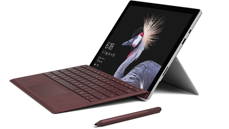 Microsoft Launches the New 5th Generation Surface Pro
