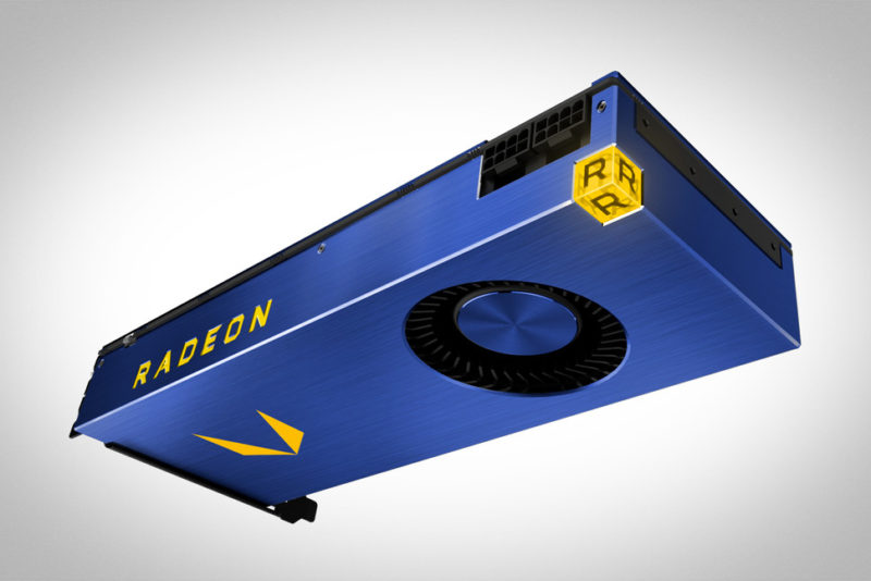 AMD Radeon Vega Frontier Edition Looks Amazing!
