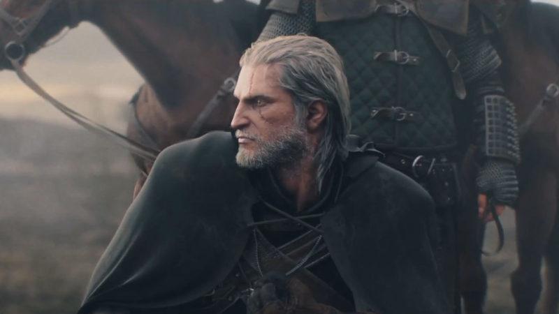 NetFlix Developing The Witcher Saga TV Series