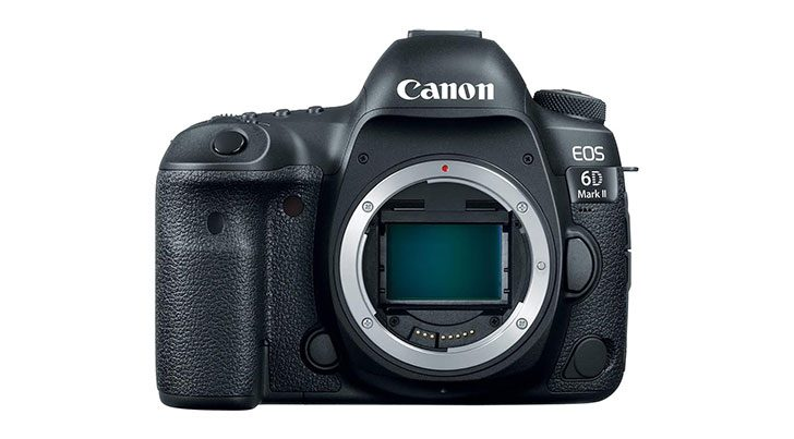 Canon EOS 6D Mark II Specs and Price Leaked – Launching on June 29
