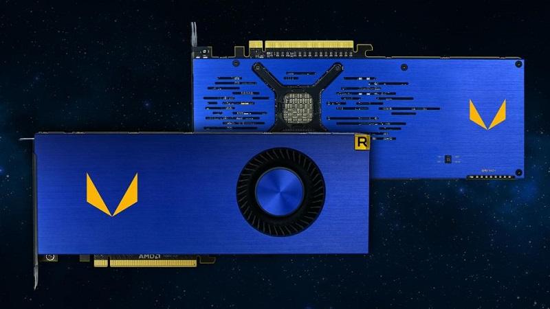 AMD Radeon Pro Vega Frontier Edition Air 1