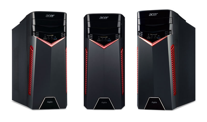 Ryzen Powered Acer GX-281 Gaming System Now Available for $799