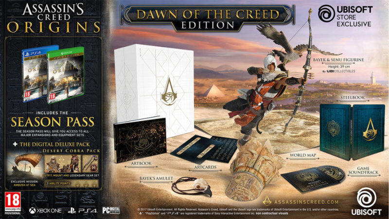 Assassin's Creed Dawn of the Creed Edition