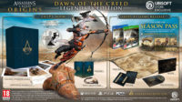 Assassin's Creed Dawn of the Creed Legendary Edition